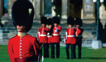 Canadian Grenadier Guards Ottawa, Canada