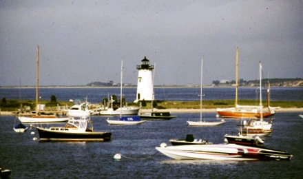 Picture of The Cape Poge Lighthouse
