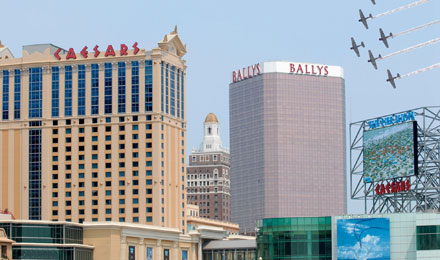 Try Your Luck at the Biggest Casinos in Atlantic City