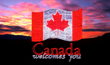 Canada Welcomes You