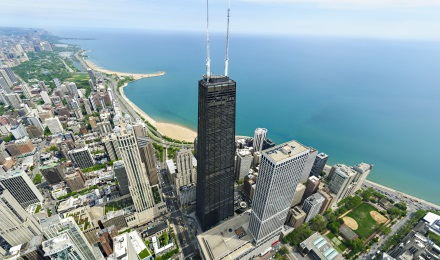 No Sight is Left Unseen at 360 Chicago