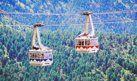 Sandia Peak Tramway - The Longest Aerial Tramway in the World