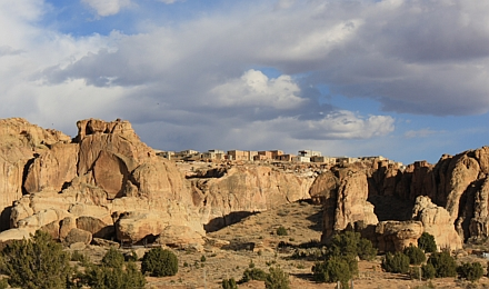 Discover the Heritage and Culture of Acoma Pueblo