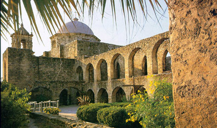Retrace the Footsteps of the Mission Indians and Friars of the Spanish Colonial Period