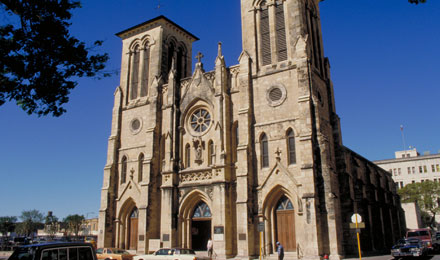 The Stunning San Fernando Cathedral