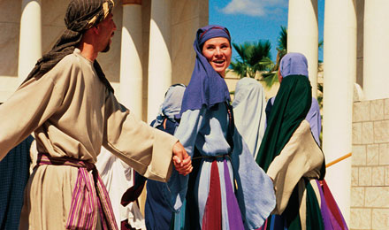 Musical Presentations at the Holy Land Experience in Orlando