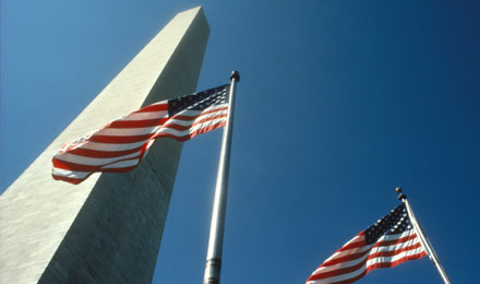 The Washington Monument - Most Prominent Structure in DC