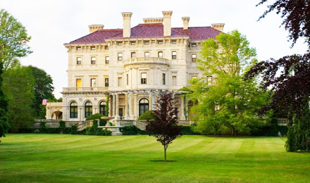 See Inside a Famous Newport Mansion