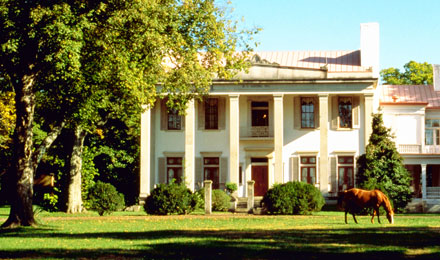 See the Scenic Belle Meade Plantation