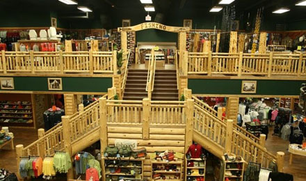 A Shop at Mackinaw Crossing in Mackinaw City, MI