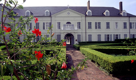 Explore One of New Orleans Famous Plantations