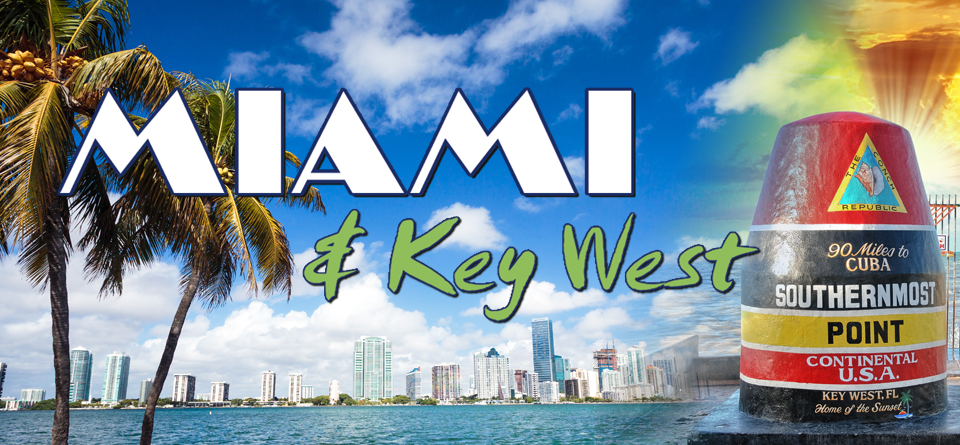 Miami & Key West Bus Tour