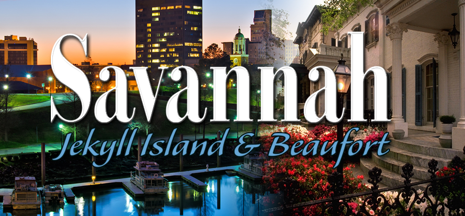 Savannah, Jekyll Island, & Beaufort Bus Tour