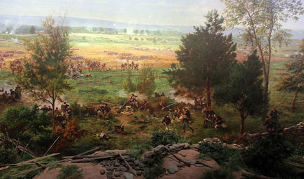 Picture of Cyclorama, Nations Largest Painting
