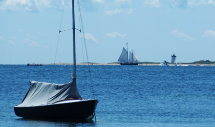 Outer Cape, Provincetown & Chatham Water Vista