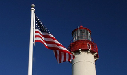 Visit famous Cape May Lighthouse