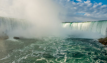 Incredible Niagara Falls Boat Tour