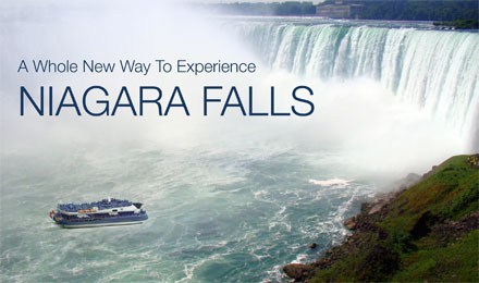 A Whole New Way to Experience Niagara Falls