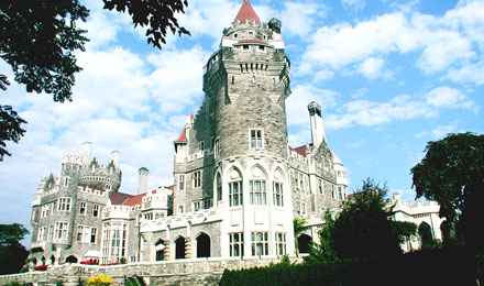 Casa Loma House and Grounds, Toronto, ON