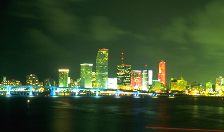 Enjoy exciting Miami Nightlife