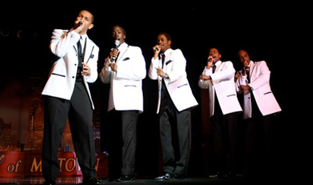 Singers with the Soul of Motown Show
