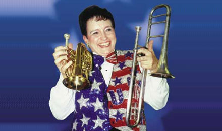 Patty Waszak, A Phenomenal Musician