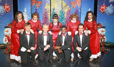 Performers from 'Tis The Season