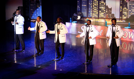 Look back on great music legends at the Soul of Motown show