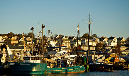 Gloucester on Cape Ann, Massachusetts