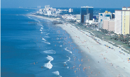 Beautiful, Oceanside Myrtle Beach