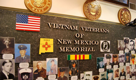 New Mexicos Veterans Memorial, Albuquerque