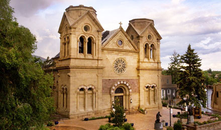 St. Francis Cathedral, Santa Fe, New Mexico