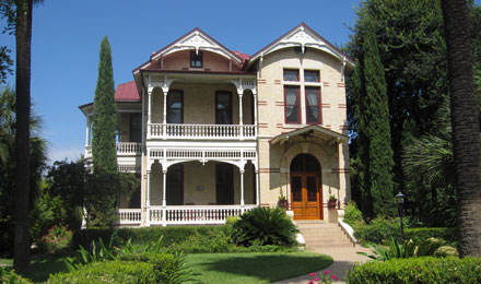 A Historic Home in the King William District