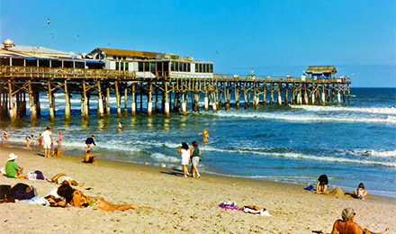 Historic Cocoa Beach Pier