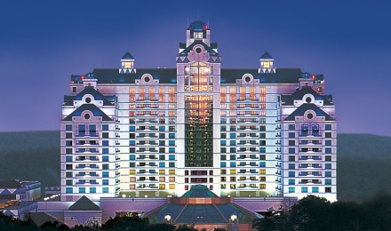 Foxwoods, One of the Largest Gaming Complexes In the World