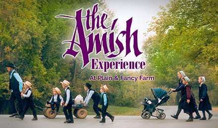 Visit a country homestead at the Amish Experience