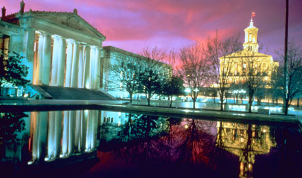 Parthenon in Nashville, Tennessee