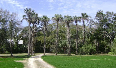 Fountain of Youth Grounds, St Augustine, Florida