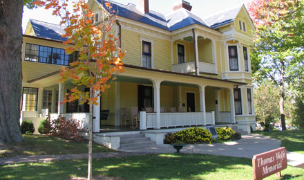 Thomas Wolfe Memorial State Historic Site