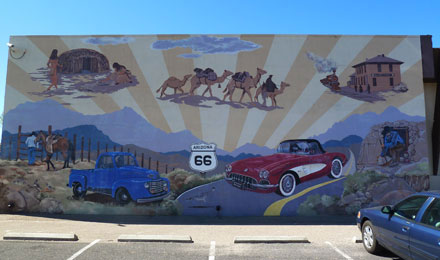Mohave Museum of History and Art in Mohave County