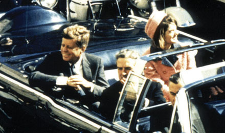 A Photograph of the Kennedys