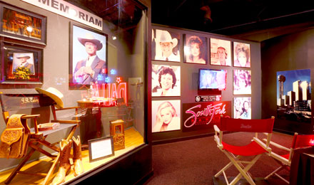 Inside Southfork Ranch, Dallas, Texas