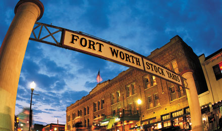 Guided Tour of Fort Worth and Cattle Drive