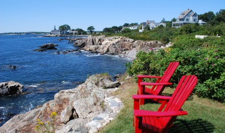 Quaint village of Kennebunkport