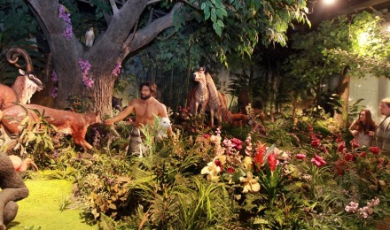 Venture through Biblical history at the Creation Museum