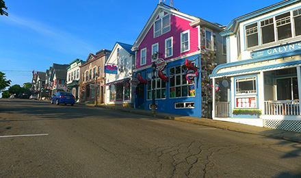 Shops of Bar Harbor, Maine
