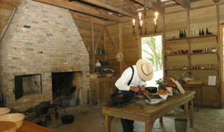 Period Craft Demonstration at Destrehan Plantation