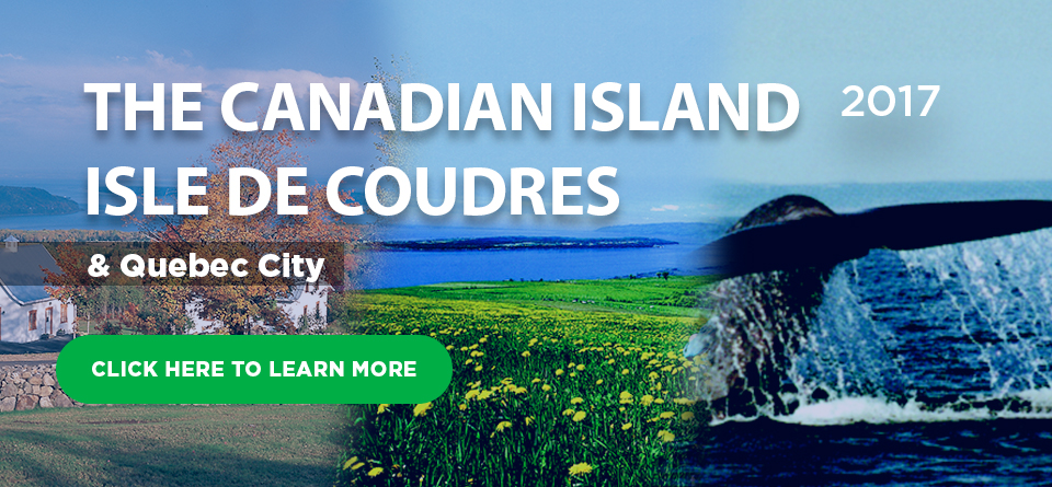 The Canadian Island of Coudres